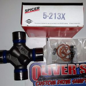 Shop Driveshafts, U-bolts, Rebuild Kits and more | Olivers